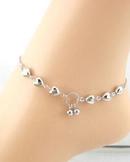 New Fashion Women Heart Cherries Anklet Ankle Bracelet